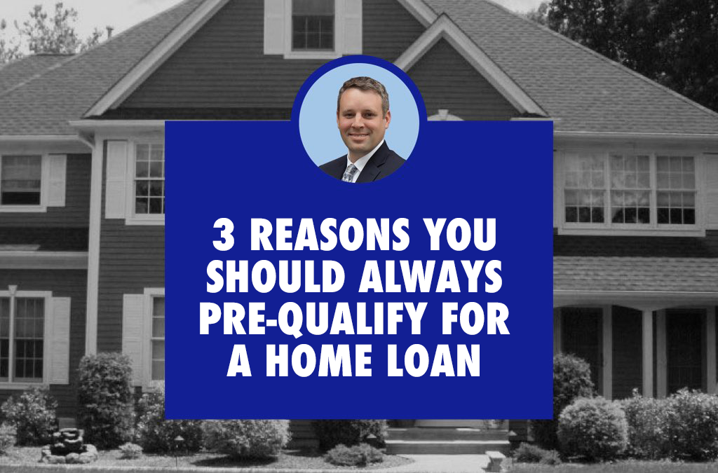 3 critical reasons you should always pre qualify for a for Two loans for one house