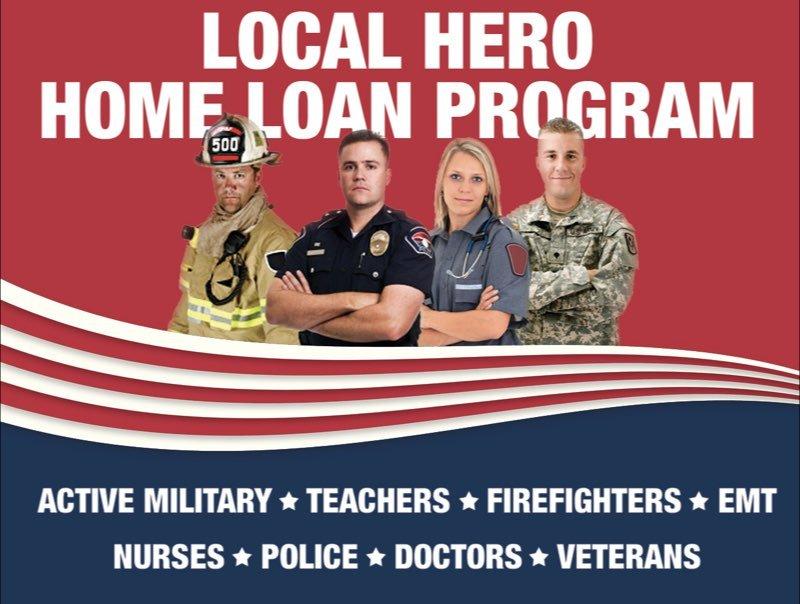 Home Loans HERO PROGRAM