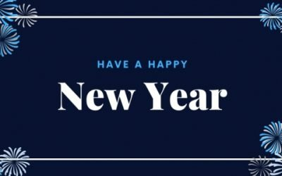 Here's to a Wonderful 2020!