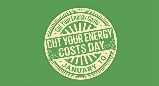 National Cut Your Energy Costs Day [INFOGRAPHIC]