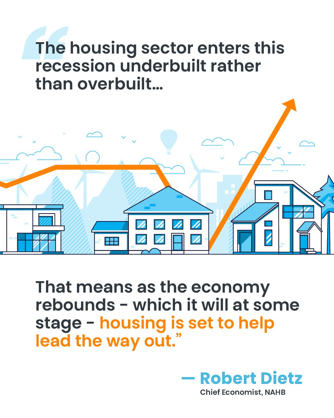 The Housing Market Is Positioned to Help the Economy Recover   Simplifying The Market